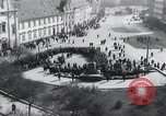 Image of Czech people Prague Czechoslovakia, 1953, second 10 stock footage video 65675074247