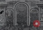 Image of May Day celebrations Moscow Russia Soviet Union, 1953, second 6 stock footage video 65675074249