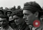 Image of French Forces of Interior Saint Tropez France, 1944, second 12 stock footage video 65675074255