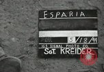 Image of wrecked German equipment Esperia Italy, 1944, second 4 stock footage video 65675074260