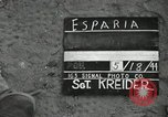 Image of wrecked German equipment Esperia Italy, 1944, second 5 stock footage video 65675074260