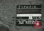 Image of wrecked German equipment Esperia Italy, 1944, second 6 stock footage video 65675074260