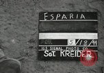 Image of wrecked German equipment Esperia Italy, 1944, second 7 stock footage video 65675074260