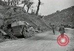Image of wrecked German equipment Esperia Italy, 1944, second 12 stock footage video 65675074260