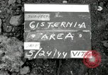 Image of wounded 3rd Division soldier Cisternia Italy, 1944, second 5 stock footage video 65675074263