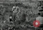 Image of wounded 3rd Division soldier Cisternia Italy, 1944, second 10 stock footage video 65675074263