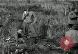 Image of wounded 3rd Division soldier Cisternia Italy, 1944, second 11 stock footage video 65675074263