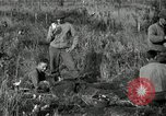 Image of wounded 3rd Division soldier Cisternia Italy, 1944, second 12 stock footage video 65675074263