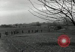 Image of United States troops Oberleuken Germany, 1945, second 7 stock footage video 65675074267