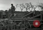 Image of Advancing U.S. forces destroy enemy roadblock Oberleuken Germany, 1945, second 13 stock footage video 65675074268