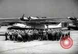 Image of Pan-American clipper San Diego California USA, 1939, second 9 stock footage video 65675074274