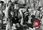 Image of wounded soldiers Guam Mariana Islands, 1944, second 1 stock footage video 65675074277
