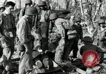Image of wounded soldiers Guam Mariana Islands, 1944, second 2 stock footage video 65675074277