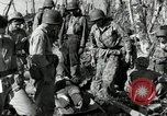 Image of wounded soldiers Guam Mariana Islands, 1944, second 5 stock footage video 65675074277