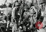 Image of wounded soldiers Guam Mariana Islands, 1944, second 9 stock footage video 65675074277