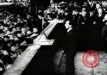Image of Joseph Goebbels delivers anti-Jew speech Germany, 1933, second 9 stock footage video 65675074284