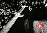 Image of Joseph Goebbels delivers anti-Jew speech Germany, 1933, second 10 stock footage video 65675074284