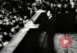 Image of Joseph Goebbels delivers anti-Jew speech Germany, 1933, second 12 stock footage video 65675074284