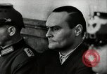 Image of Nazi German Judge Ronald Freisler Germany, 1944, second 8 stock footage video 65675074287