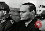 Image of Nazi German Judge Ronald Freisler Germany, 1944, second 9 stock footage video 65675074287
