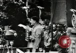 Image of Adolf Hitler Thuringia Germany, 1933, second 4 stock footage video 65675074289