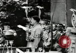 Image of Adolf Hitler Thuringia Germany, 1933, second 8 stock footage video 65675074289