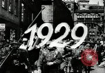 Image of members of Nazi party Nuremberg Germany, 1929, second 3 stock footage video 65675074293