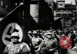Image of members of Nazi party Nuremberg Germany, 1929, second 4 stock footage video 65675074293