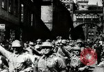 Image of members of Nazi party Nuremberg Germany, 1929, second 5 stock footage video 65675074293
