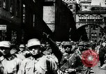 Image of members of Nazi party Nuremberg Germany, 1929, second 7 stock footage video 65675074293