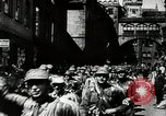 Image of members of Nazi party Nuremberg Germany, 1929, second 8 stock footage video 65675074293