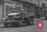 Image of Negro truck drivers European Theater, 1946, second 3 stock footage video 65675074296