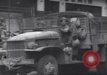Image of Negro truck drivers European Theater, 1946, second 5 stock footage video 65675074296