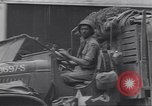 Image of Negro truck drivers European Theater, 1946, second 8 stock footage video 65675074296