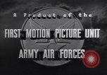 Image of 332nd Fighter Group P-47s in combat Italy, 1944, second 11 stock footage video 65675074301