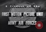 Image of 332nd Fighter Group P-47s in combat Italy, 1944, second 12 stock footage video 65675074301