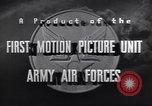 Image of 332nd Fighter Group P-47s in combat Italy, 1944, second 14 stock footage video 65675074301
