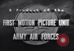 Image of 332nd Fighter Group P-47s in combat Italy, 1944, second 16 stock footage video 65675074301