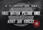 Image of 332nd Fighter Group P-47s in combat Italy, 1944, second 19 stock footage video 65675074301