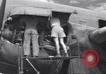 Image of B-24 Liberator bomber India, 1943, second 5 stock footage video 65675074312