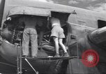 Image of B-24 Liberator bomber India, 1943, second 6 stock footage video 65675074312
