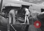 Image of B-24 Liberator bomber India, 1943, second 7 stock footage video 65675074312