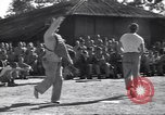 Image of baseball game India, 1943, second 2 stock footage video 65675074313