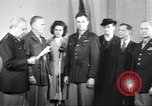 Image of General George Marshall United States USA, 1944, second 8 stock footage video 65675074317
