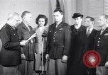 Image of General George Marshall United States USA, 1944, second 9 stock footage video 65675074317