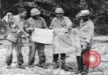 Image of Negro soldiers Bougainville Island Papua New Guinea, 1944, second 4 stock footage video 65675074319