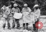 Image of Negro soldiers Bougainville Island Papua New Guinea, 1944, second 6 stock footage video 65675074319