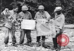Image of Negro soldiers Bougainville Island Papua New Guinea, 1944, second 7 stock footage video 65675074319