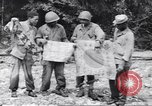Image of Negro soldiers Bougainville Island Papua New Guinea, 1944, second 8 stock footage video 65675074319