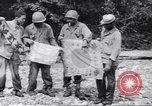 Image of Negro soldiers Bougainville Island Papua New Guinea, 1944, second 9 stock footage video 65675074319